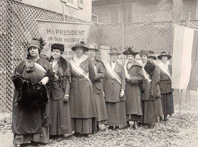 Reconstruction and the Battle for Woman Suffrage | The Gilder Lehrman ...
